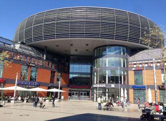 Rathaus Leverkusen